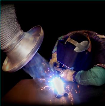 Flexaust Welding Fume Extraction and Ventilation
